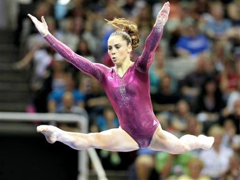 Underage Gymnast Turns Celebrity Photo Scandal into Child Abuse Case
