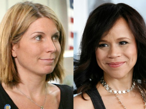 Palin-Basher Nicolle Wallace, GOP-Trasher Rosie Perez Join 'The View'