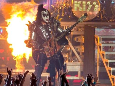 Gene Simmons: 'Rock Is Finally Dead'