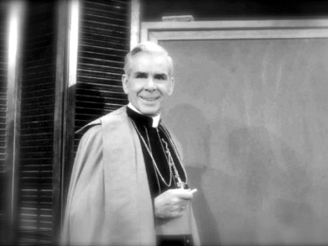 Canonization of TV Priest Inexplicably Halted