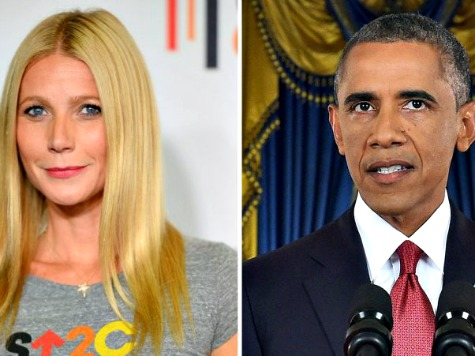 Gwyneth Paltrow to Host October Fundraiser for President Obama