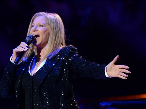Barbra Streisand: America 'Advanced' Under Obama, Says Leader Doing Good Job