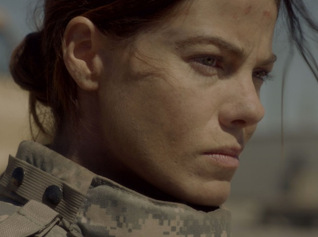 BH INTERVIEW: Michelle Monaghan Talks 'Fort Bliss' & Pays Tribute to Military Moms