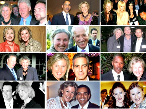 LA Lawyer Suspended from Bar for Photoshopping Pics with Clintons, Celebrities