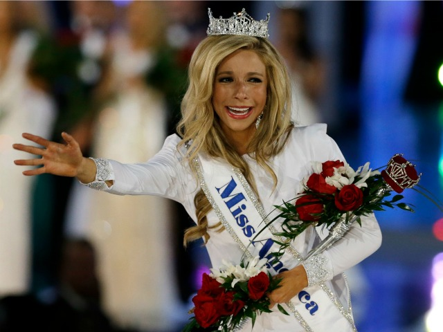 Miss America Allegedly Expelled from Her Sorority for 'Abusive Hazing'