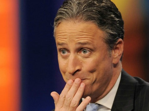 Jon Stewart Blasts GOP on Climate Change, Ignores Global Warming Pause