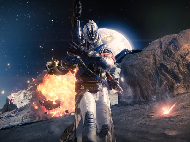 'Destiny' Review: Bungie's Sci-fi Epic Is One Small Step, One Giant Leap Back