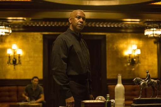 Denzel Washington's 'The Equalizer' Debuts with $35M