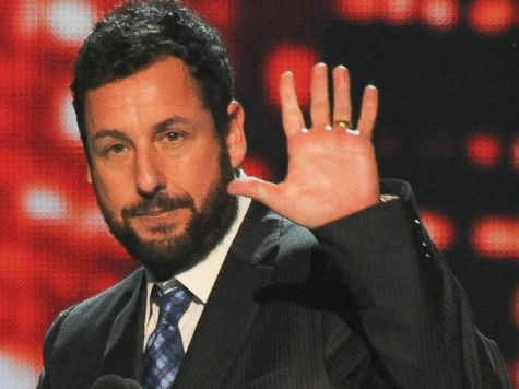 Netflix Signs Adam Sandler to Exclusive Four Picture Deal