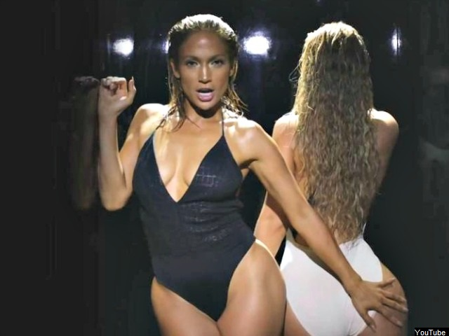 J.Lo Released 'Booty' when Her 6-Year-Olds Called It a Hit
