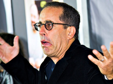 Jerry Seinfeld Slams Ad World While Receiving Advertising Award