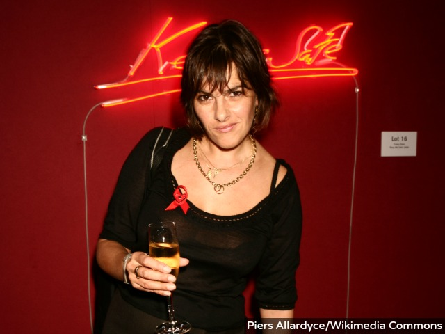 Tracey Emin: Harder for Women to Be Artists and Have Children