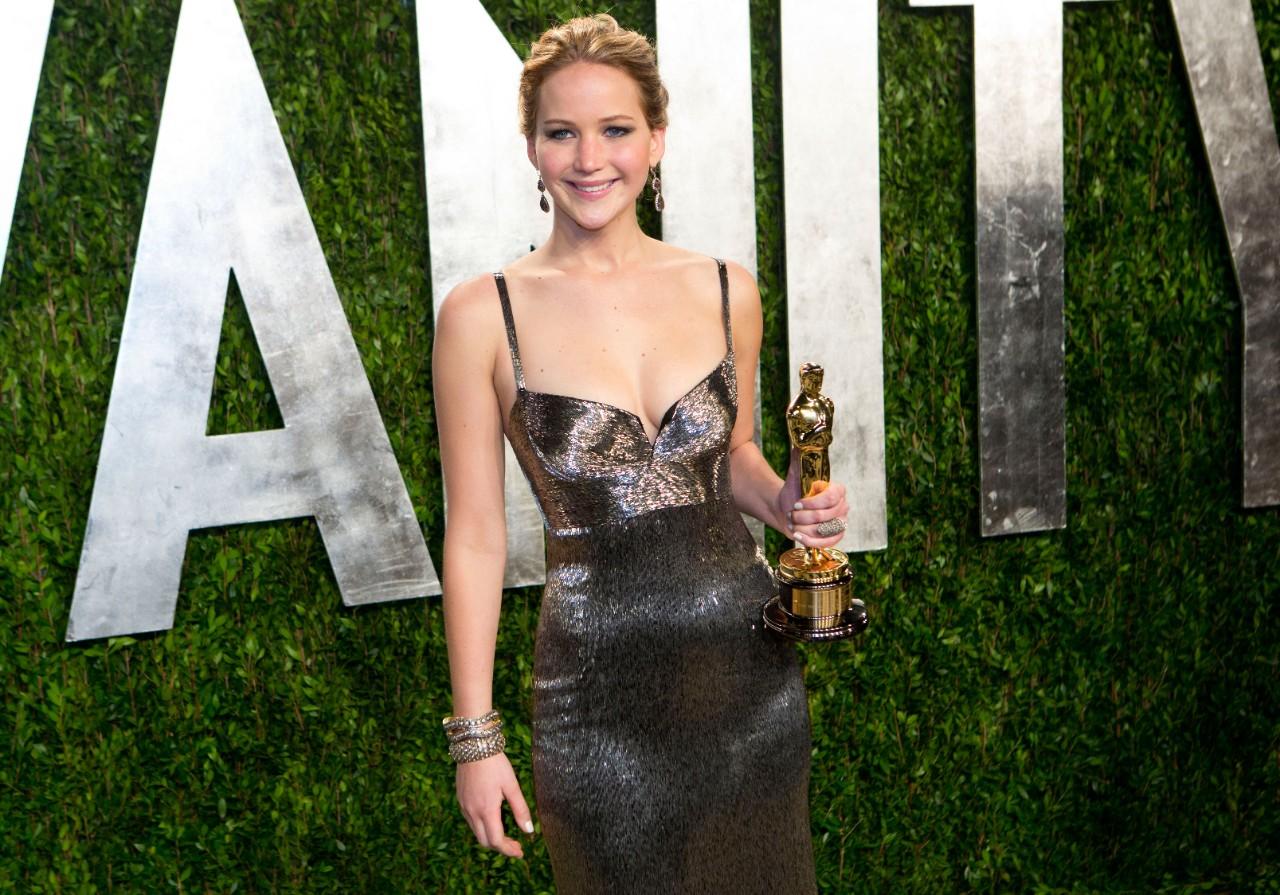 Jennifer Lawrence Speaks, Calls Photo Hacking a 'Sex Crime'