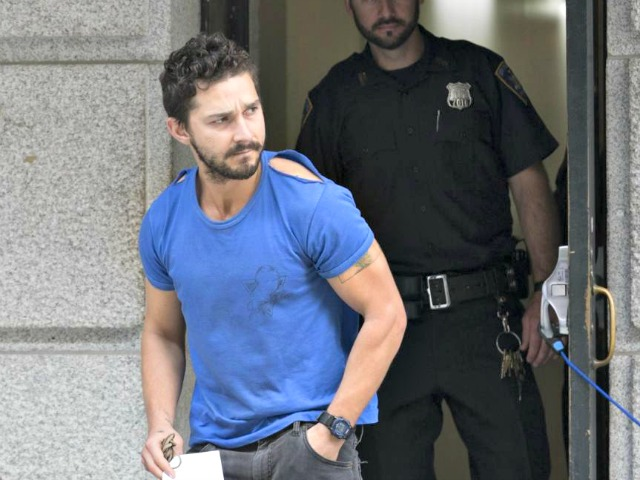 Method Acting: Shia Labeouf Cuts Own Face and Pulls Tooth for 'Fury'