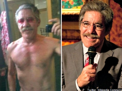 Geraldo Rivera Selfies Have Exclusive Twitter Page: 'I'm 70 and Like to Get Naked'