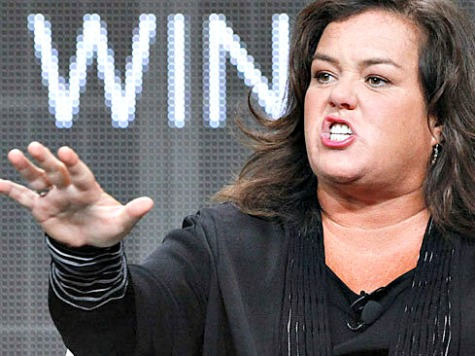 Rosie O'Donnell Calls Republican Rick Scott an 'A**hole'