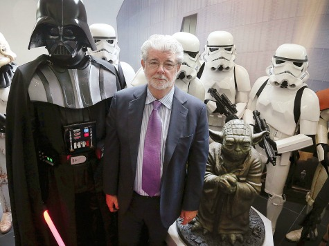 George Lucas: Corporations Can't Be Creative