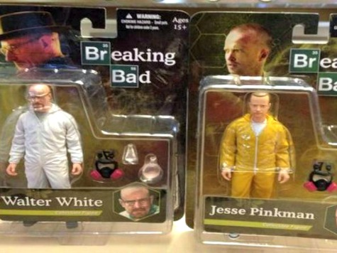 Toys 'R' Us Pulls Drug-Toting 'Breaking Bad' Dolls from Stores After Parent Petition