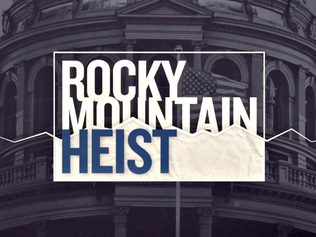 Michelle Malkin's 'Rocky Mountain Heist' Available Nationally