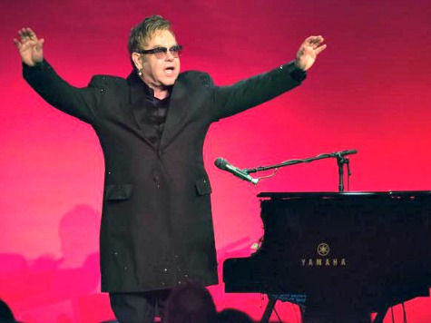 Elton John: 'Pope Francis Is My Hero, Make Him A Saint Already'