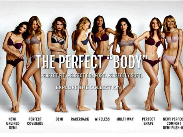 Victoria's Secret Under Fire for 'Perfect Body' Campaign