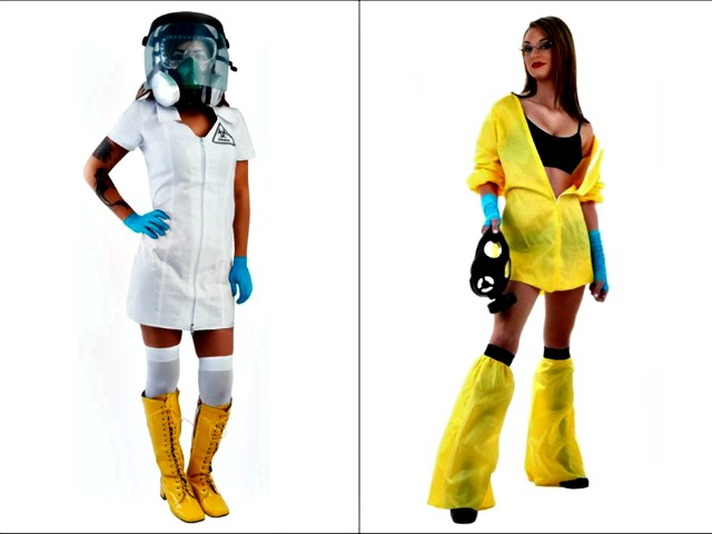 'Sexy Ebola Nurse' Halloween Costume Hits Online Stores