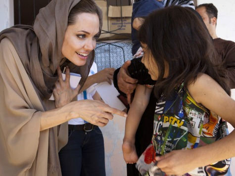 3 Reasons Why Angelina Jolie Would Be a Formidable Candidate