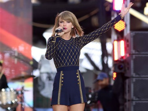 Taylor Swift Pulls Music from Streaming Service Spotify