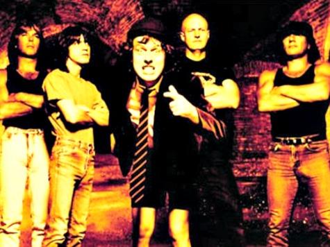 AC/DC Drummer Accused of Murder Plot