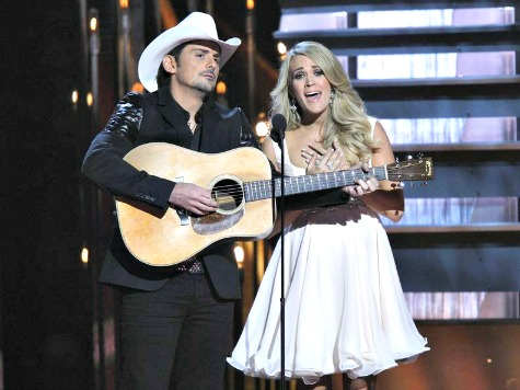 CMA Awards Monologue Draws Laughter: 'That's Why the Democrats Lost the Senate'