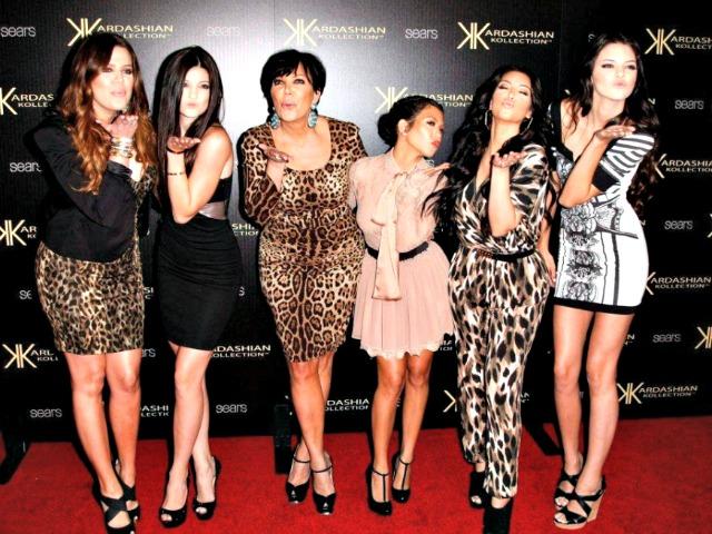 Backfire: Khloe Kardashian on Her Family: the Real KKK