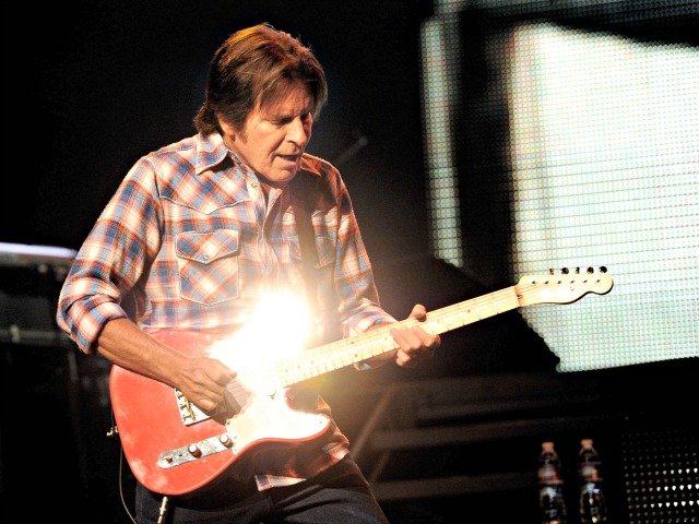 John Fogerty Defends Use of Anti-War Song at Veteran's Day Concert
