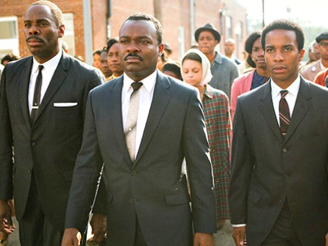 Standing Ovation for Oprah-Produced MLK Movie 'Selma'
