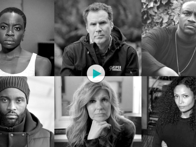 Watch PSA:  Silent Celebrities Wait For Action Against Ebola