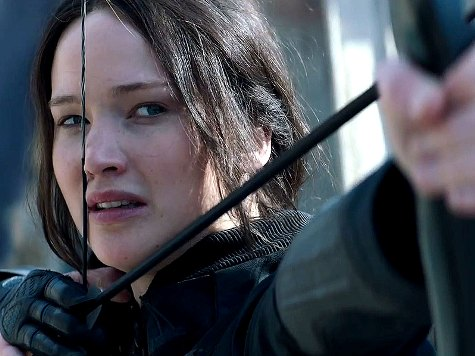 'Hunger Games: Mockingjay – Part 1' Review: Acceptable But Unexceptional Placeholder