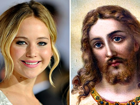 Donald Sutherland Compares Jennifer Lawrence to Jesus Christ