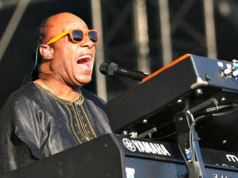 Stevie Wonder: 'The Only People Making Money Are the Gun Factories and Mortuaries'