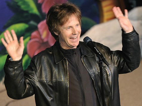 Dana Carvey: Comedians 'Afraid to Make Fun' of Obama Because They'll Be Called Racist
