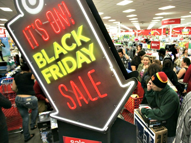 The Return of Black Friday Shopping Brawls