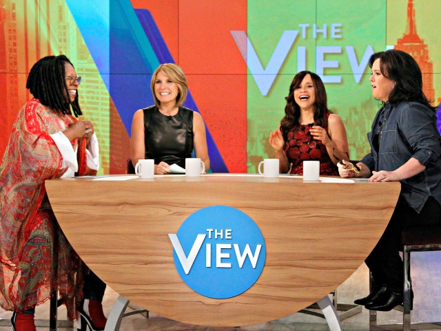 Joy Behar Heaps Praise on Anti-Palin 'Conservative' Host of 'The View'