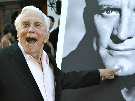 Actor Kirk Douglas Still Alive After Premature Obituary Published by People Magazine