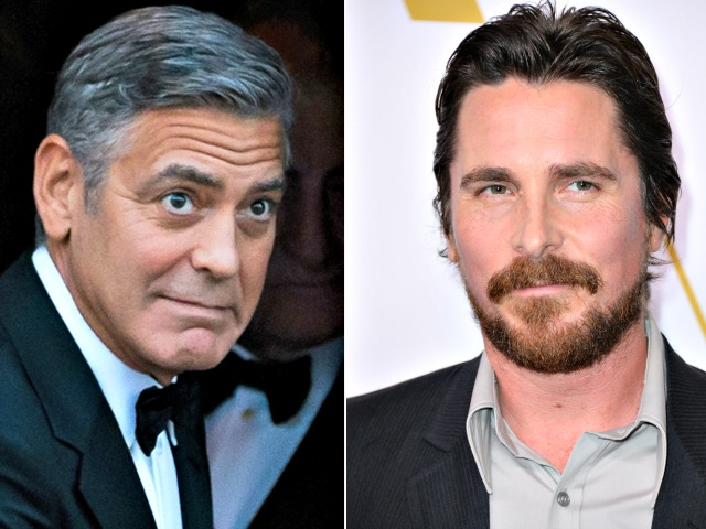 Christian Bale o George Clooney: 'Shut up, Stop Whining'