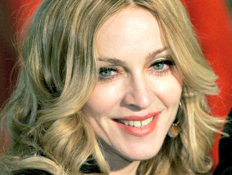 At 56, Madonna Poses Topless for Photo Shoot