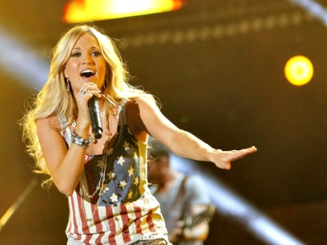 The Tonight Show: Carrie Underwood Sings to Her Unborn Baby