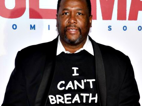 Civil Rights Film 'Selma' Premieres: Cast, Crew Sport 'I Can't Breathe' Shirts