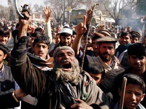 Media Forgets Afghans' Role In Koran Burning