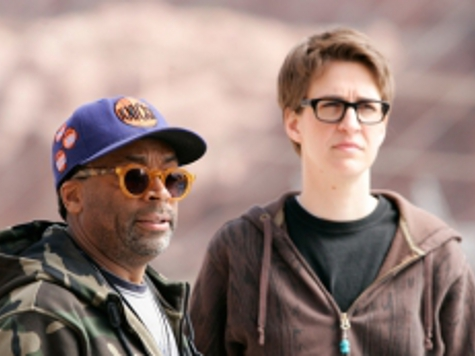 MSNBC Glosses Over Spike Lee Story, Doesn't Disclose He Directed 'Lean Forward' Ads