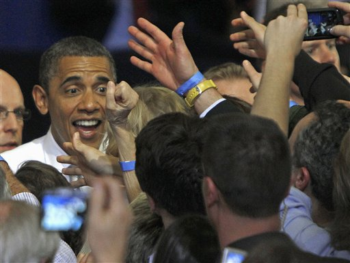 AP Runs Interference for Obama's 'Flexibility' Gaffe