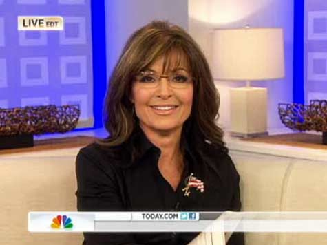 Palin Shines on 'TODAY' Despite Hostile Treatment