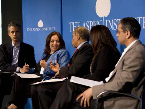 Journalists' Panel Discussion Shows Critical Race Theory Mainstream to Left